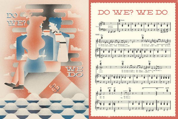 Beck sheet music. Do we? We do.